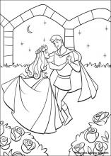 Sleeping Beauty Coloring Pages | 360ColoringPages | 220x157