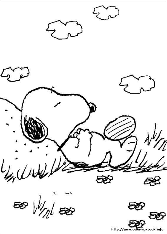 43 snoopy pictures to print and color last updated may 4th - Snoopy Friends Coloring Pages