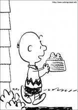 snoopy coloring pages on coloring bookinfo - Snoopy Friends Coloring Pages