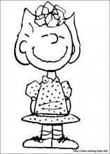 Snoopy coloring pages on Coloring-Book.info