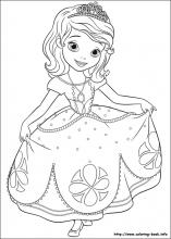 13 sofia the first pictures to print and color last updated january 20th