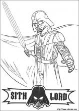 star wars coloring pages on coloring-book.info - Star Wars Coloring Pages Print