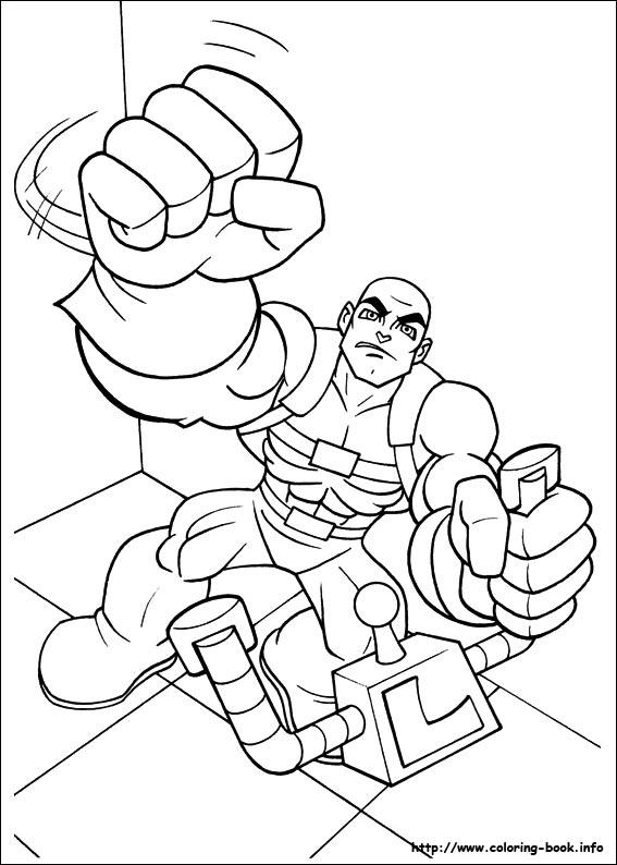 super friends coloring pages. Super Friends coloring picture
