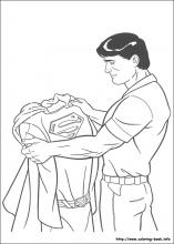 Superman coloring pages on Coloring-Book.info