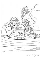 index coloring pages - Tangled Coloring Pages