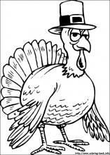 Thanksgiving coloring pages on Coloring-Book.info