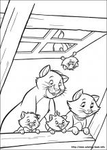 15 The Aristocats Pictures To Print And Color Last Updated October 3rd