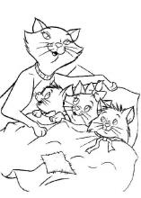 The Aristocats coloring pages on Coloring-Book.info