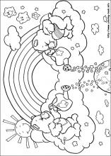 last updated january 30th - Care Bear Coloring Pages