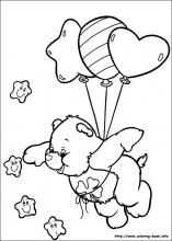 The Care Bears coloring pages on Coloring-Book.info