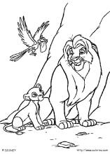 The Lion King Coloring Pages On Coloring Book Info Creative commons attribution 3.0 license. coloring book info