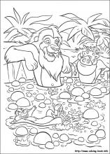112 The Lion King Pictures To Print And Color. Last Updated : April 1st