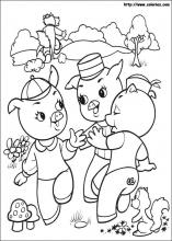 18 The Three Little Pigs Pictures To Print And Color Last Updated December 5th