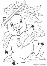 the three little pigs coloring pages on coloring bookinfo
