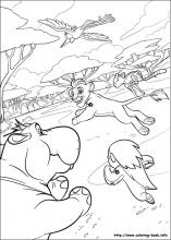 The Lion Guard coloring pages on Coloring Bookinfo