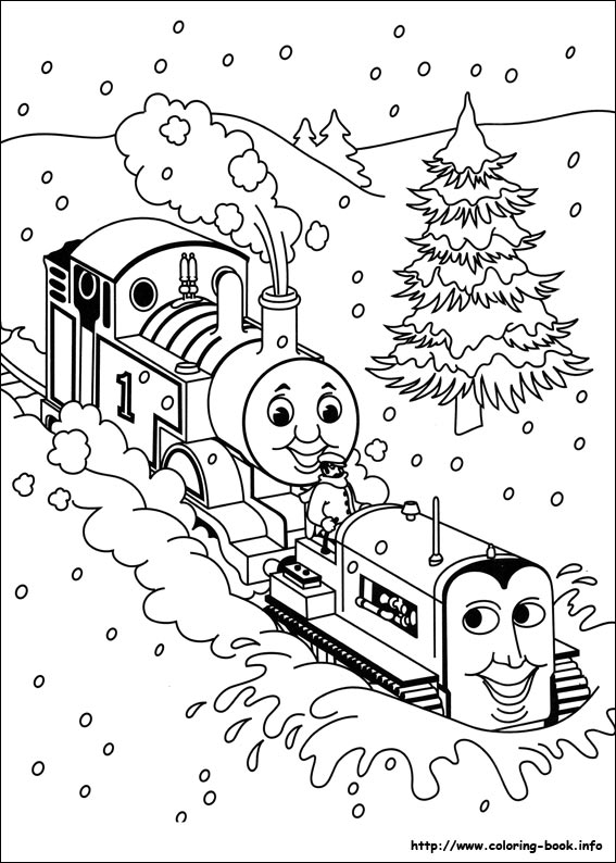 55 Thomas And Friends Pictures To Print Color Last Updated August 17th