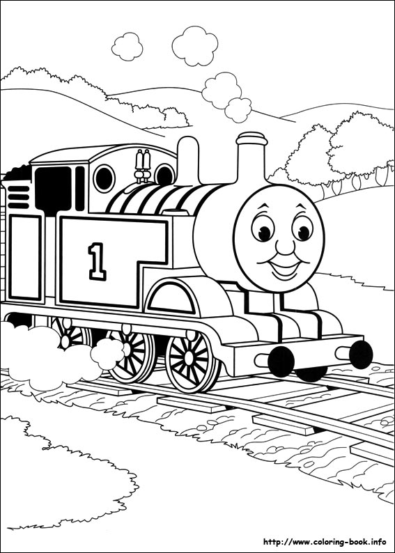 55 thomas and friends pictures to print and color last updated july 10th - Thomas The Train Coloring Pages Free Printables