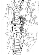 Thomas and Friends coloring pages on Coloring Bookinfo