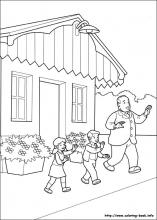 Thomas and Friends coloring pages on ColoringBookinfo