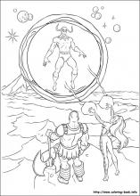 Thor Coloring Pages On Coloring Book Info