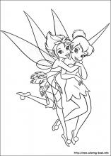 tinkerbell coloring pages 75 tinkerbell pictures to print and color last updated january 30th - Tinkerbell Coloring Pages