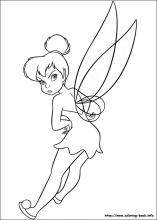 75 tinkerbell pictures to print and color last updated january 30th - Coloring Pages Tinkerbell