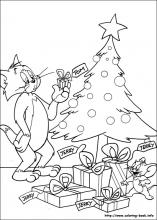 tom and jerry coloring pages on coloring bookinfo - Baby Tom Jerry Coloring Pages