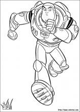 Toy Story Coloring Pages On Coloring Book Info