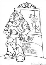 toy story coloring pages on coloring bookinfo - Buzz Lightyear Coloring Pages Printable