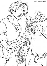 treasure planet coloring pages on coloring bookinfo - Planet Coloring Pages