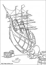 Treasure Planet Coloring Pages 65 Pictures To Print And Color Last Updated May 10th