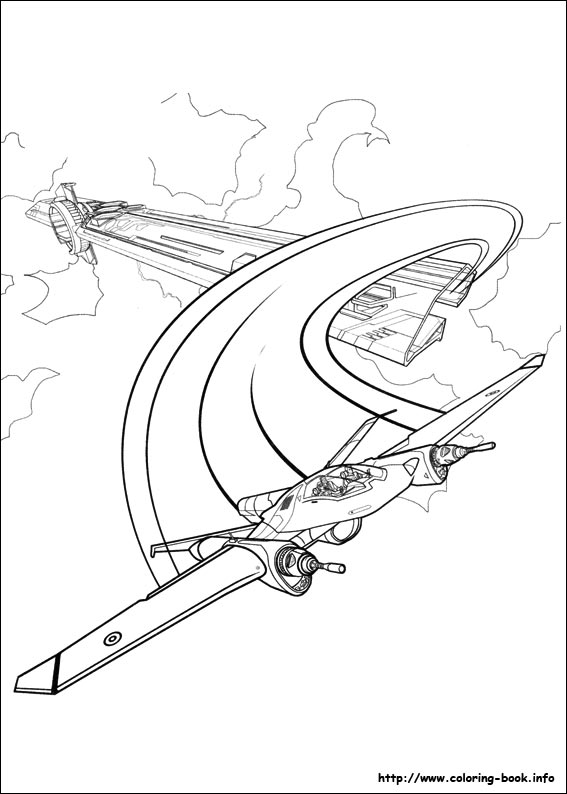 index coloring pages - Tron Coloring Pages
