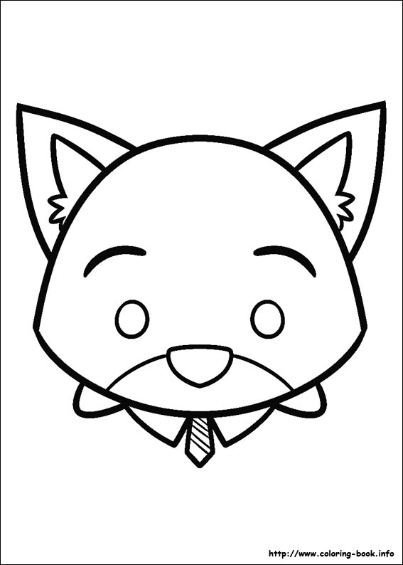 Tsum Coloring Pages 28 Pictures To Print And Color Last Updated December 13th
