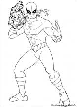 Ultimate Spider Man Coloring Pages On Coloring Book Info