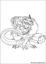 Ultimate SPIDER-MAN Coloring Pages / Ultimate Spider-Man Actions ...   220x157
