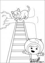 umizoomi coloring pages on coloring-book.info - Team Umizoomi Bot Coloring Pages