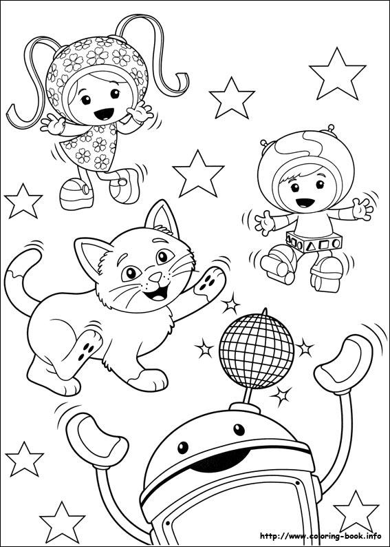 umizoomi coloring pages coloring picture umizoomi coloring pages printable team - Team Umizoomi Bot Coloring Pages