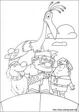Up Coloring Pages On Coloring Book Info Up Coloring Pages