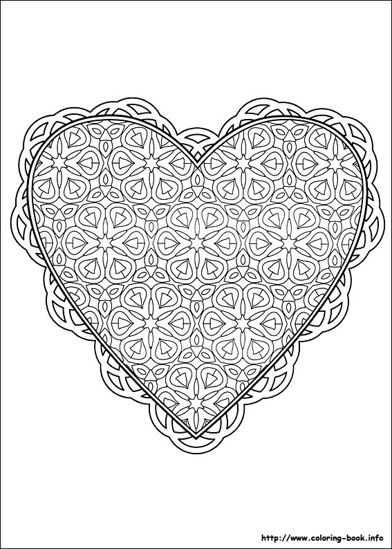 s Day coloring picture