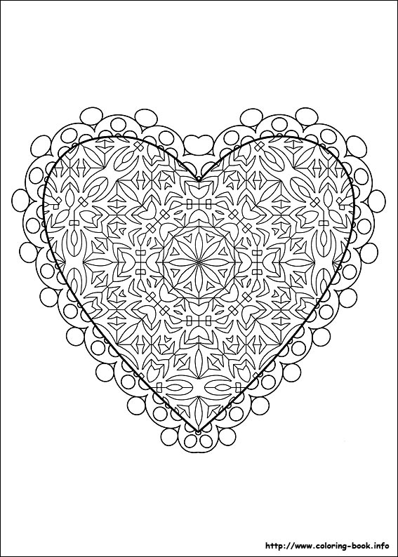 Valentine S Day Coloring Pages On Coloring Book Info