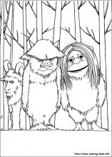 Where The Wild Things Are Coloring Pages On Book