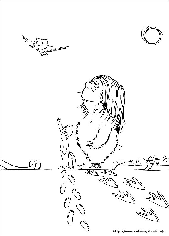 Where the Wild Things Are: Process