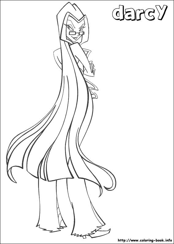 32 winx club pictures to print and color last updated may 28th