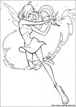 32 winx club pictures to print and color last updated january 20th