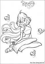 32 Winx Club Pictures To Print And Color Last Updated October 27th