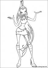 32 winx club pictures to print and color last updated september 2nd