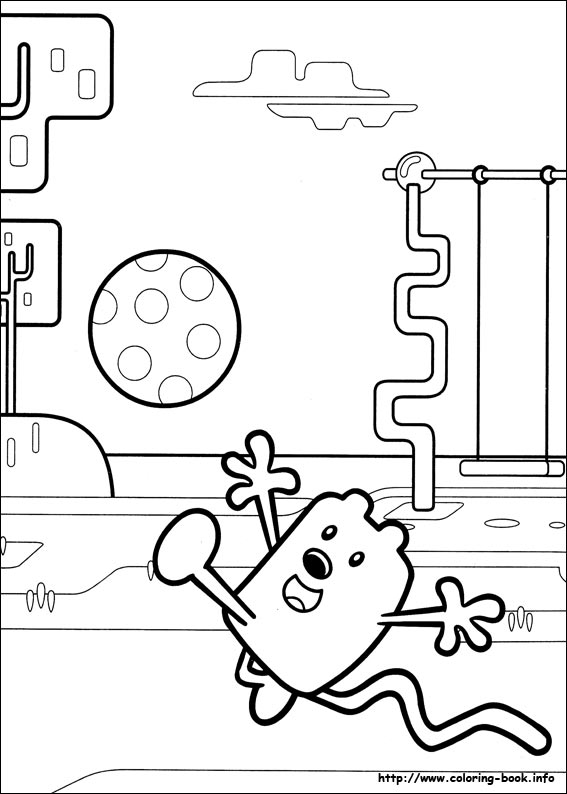 Wow Wubbzy Coloring Pages Print | Printable Pages | Free coloring ... | 794x567