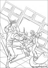 X Men Coloring Pages On Coloring Book Info