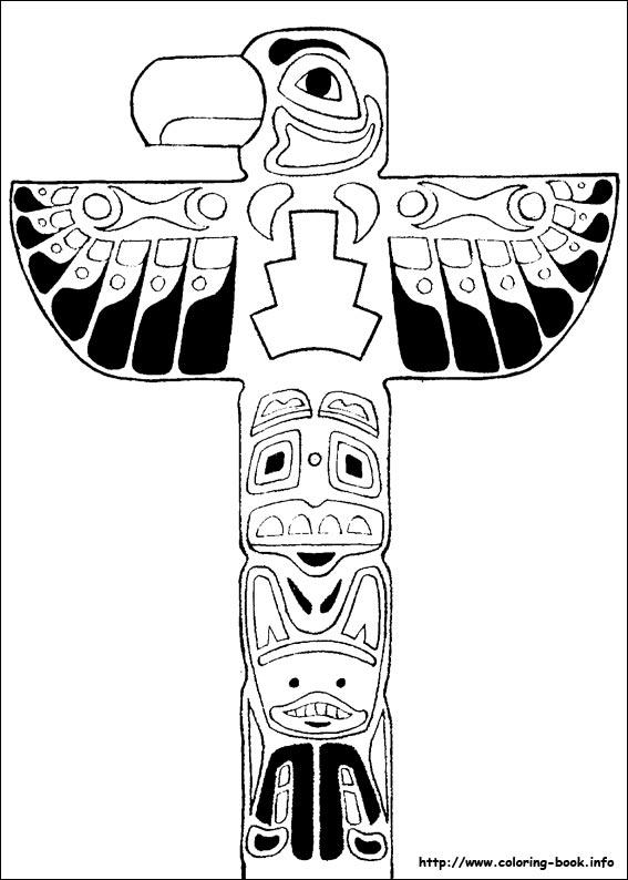 mayan symbols coloring pages - photo#28
