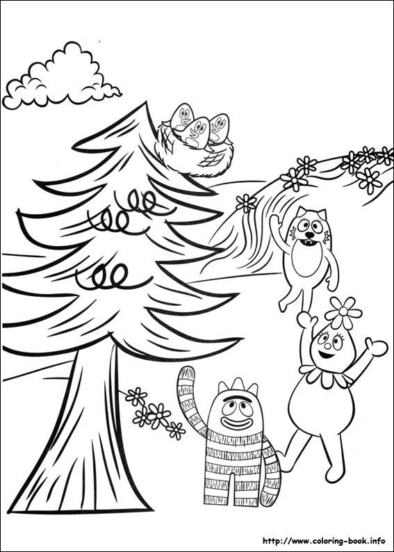 19 Yo Gabba Pictures To Print And Color Last Updated November 19th